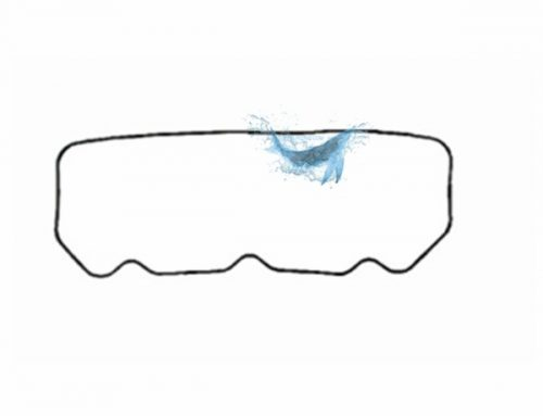 129601-11310 Cover Gasket fit for Yanmar