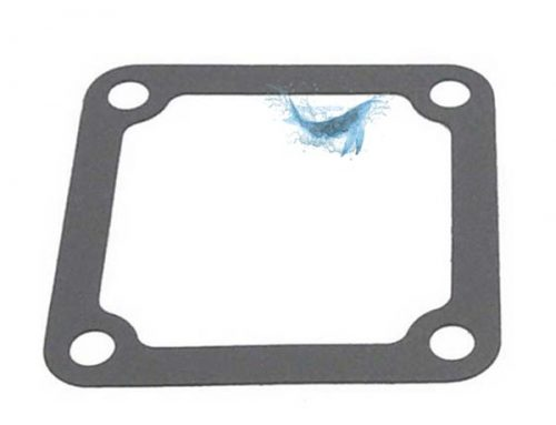 27-40431 27-480431 48043 480431 Exhaust Manifold End Cap Gasket fit for Mercury Marine